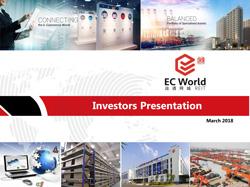Presentation to SGX Value Investing Forum